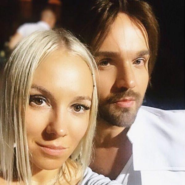 Александр Панайотов трогательно поздравил свою жену с днем рождения