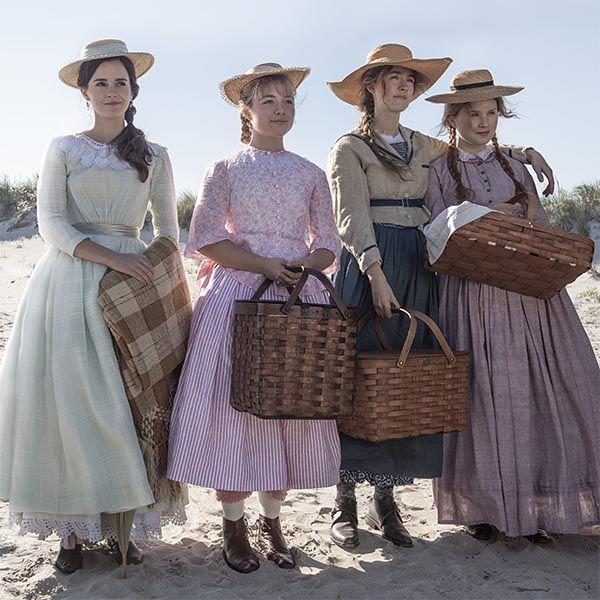 Появился первый трейлер фильма «Маленькие женщины» с Эммой Уотсон, Сиршей Ронан и Тимоте Шаламе