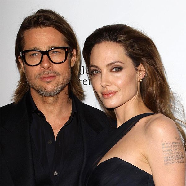 Бракоразводному процессу Анджелины Джоли и Брэда Питта пришел конец новые фото