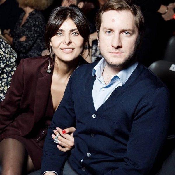 37-летний Резо Гигинеишвили и 35-летняя Надежда Оболенцева поженились
