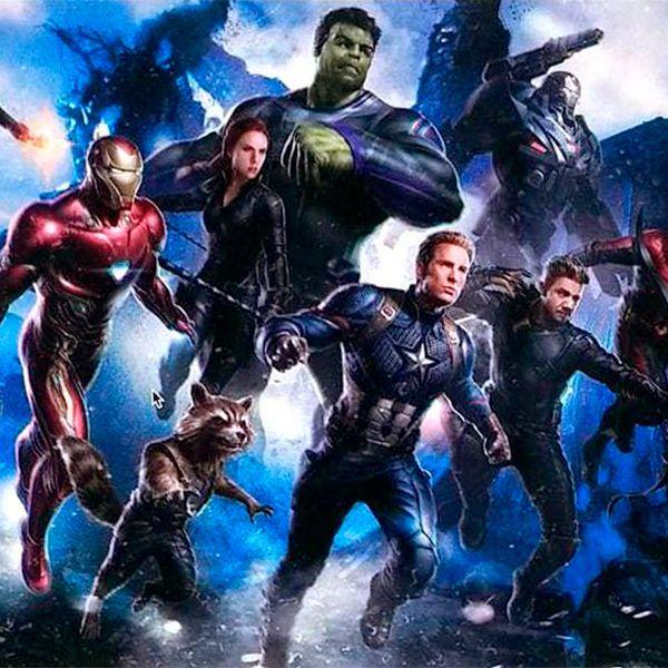 Фильм «Мстители. Финал» стал лидером проката в России, заработав в первый день 98% всех киносборов