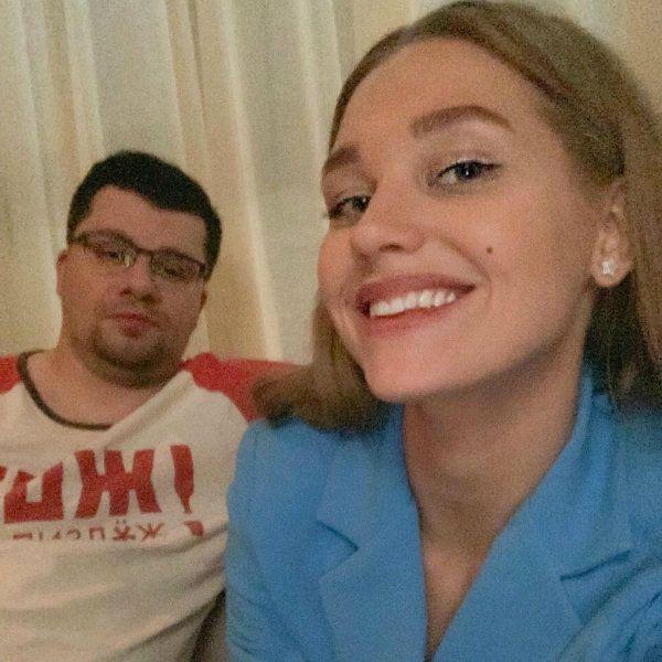 Гарик Харламов трогательно поздравил Кристину Асмус с седьмой годовщиной отношений