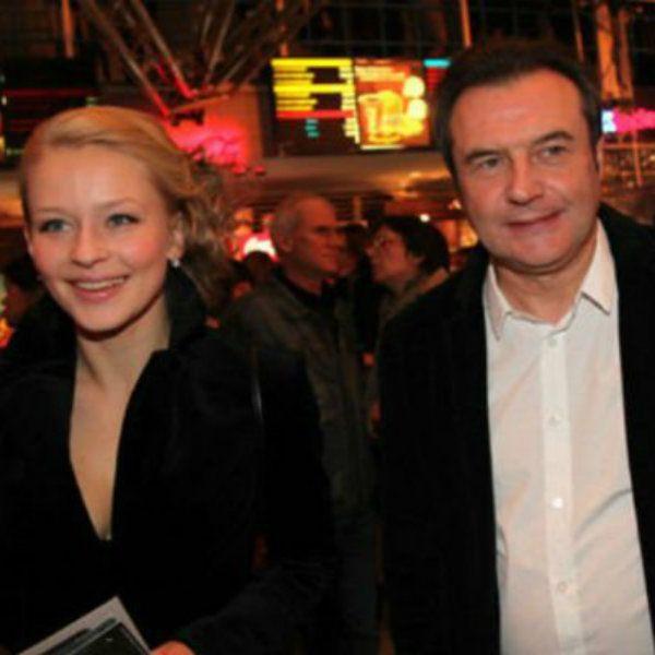 Юлия Пересильд и Алексей Учитель впервые за долгое время вышли в свет вместе