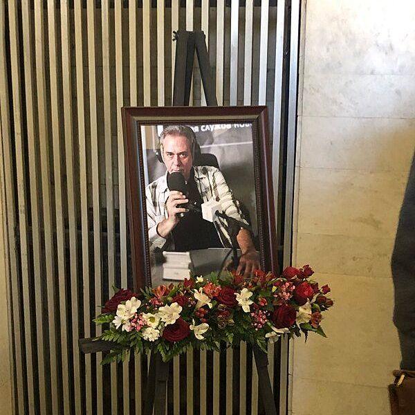На прощании с Сергеем Доренко его мать рыдала без остановки