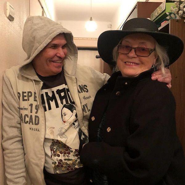 Бари Алибасов трогательно поздравил Лидию Федосееву-Шукшину с днем рождения, назвав ее «нежным цветочком»