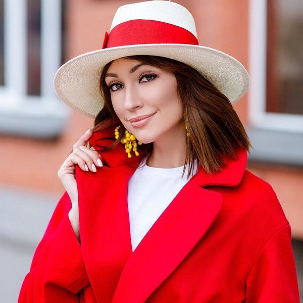 35-летняя певица Согдиана вышла замуж в третий раз