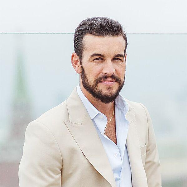 Звезда «Трех метров над уровнем неба» Марио Касас объявил о совместном проекте с Антонио Бандерасом