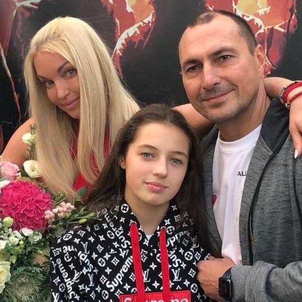 Анастасия Волочкова обвинила экс-мужа в нежелании общаться с дочерью