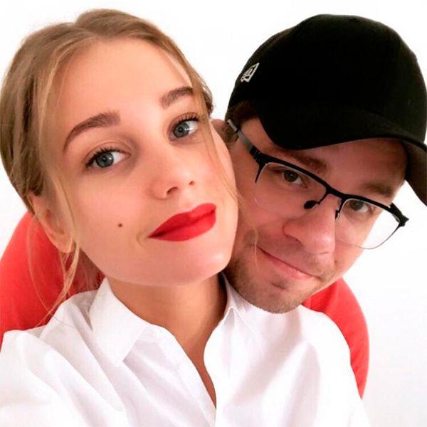 Гарик Харламов назвал Кристину Асмус самой красивой девушкой России
