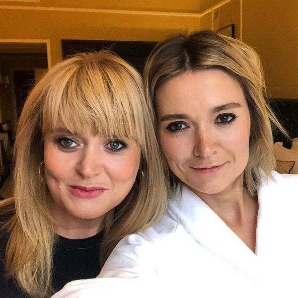 Анна Михалкова трогательно поздравила сестру с 33-летием