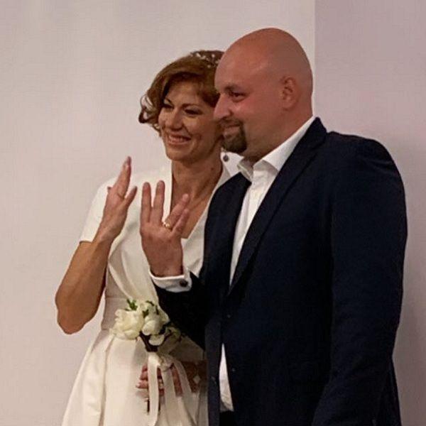 Звезда сериала «Саша+Маша» Елена Бирюкова и экс-супруг Екатерины Климовой Илья Хорошилов сыграли свадьбу
