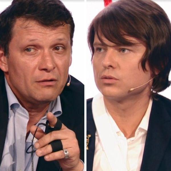 Бизнесмен заплатил Прохору Шаляпину 10 миллионов рублей, чтобы тот отказался от Виталины Цымбалюк-Романовской