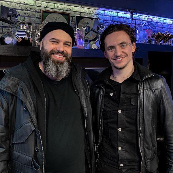 Сергей Полунин станцевал в новом клипе Максима Фадеева