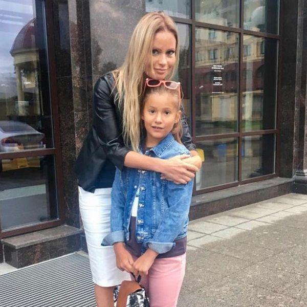 11-летняя дочь Даны Борисовой открывает собственный магазин