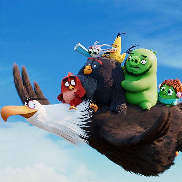 Герои мультфильма «Angry birds 2 в кино» присоединились к программе ООН по борьбе с изменениями климата
