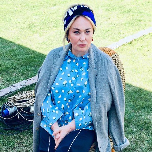 60-летняя Лариса Гузеева отправилась худеть в оздоровительную клинику