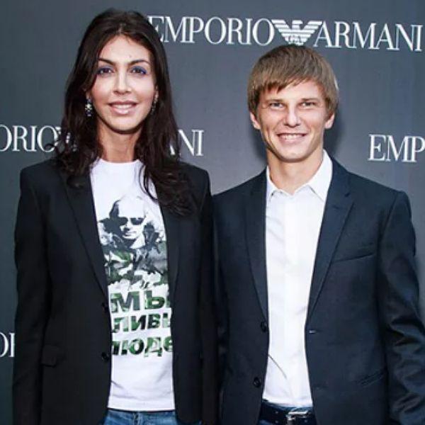 Жена Андрея Аршавина требует с футболиста алименты в размере 4 000 000 рублей в месяц