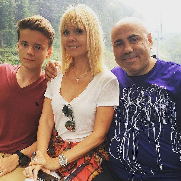 Иосиф Пригожин заявил, что ему не нравится возлюбленная 20-летнего сына Валерии