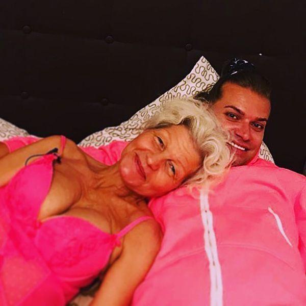 Роман 38-летнего Гогена Солнцева и 63-летней Екатерины Терешкович оказался пиаром