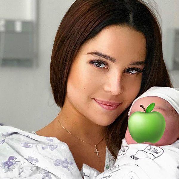 Звезда «Дома-2» Катя Колисниченко рассекретила имя новорожденного сына