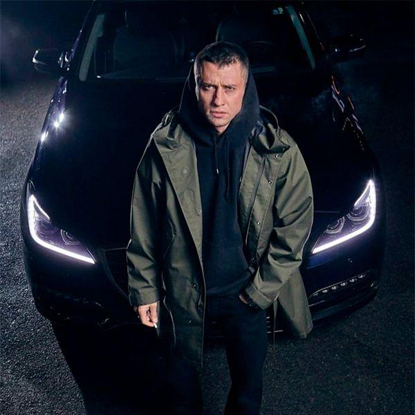 Павел Прилучный признался, что переночевал в чужом автомобиле ради пиара