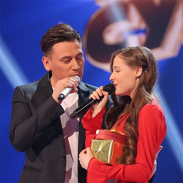 Руслан Алехно в шоу «Ты супер!» поддержал землячку из Бобруйска