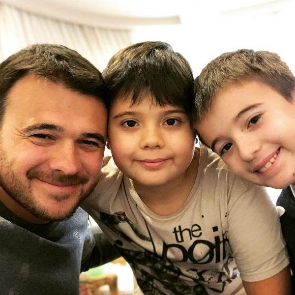 10-летний сын Эмина АГаларова дебютировал в роли ведущего