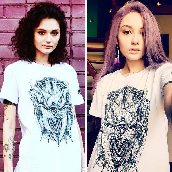 18-летняя дочь Любови Толкалиной и Егора Кончаловского покрасила волосы в фиолетовый цвет