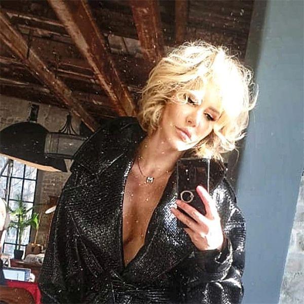 Появились первые кадры из съемки 38-летней Маши Малиновской для Playboy