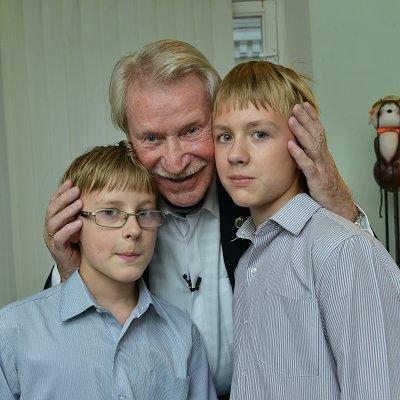 Иван краско и дети фото