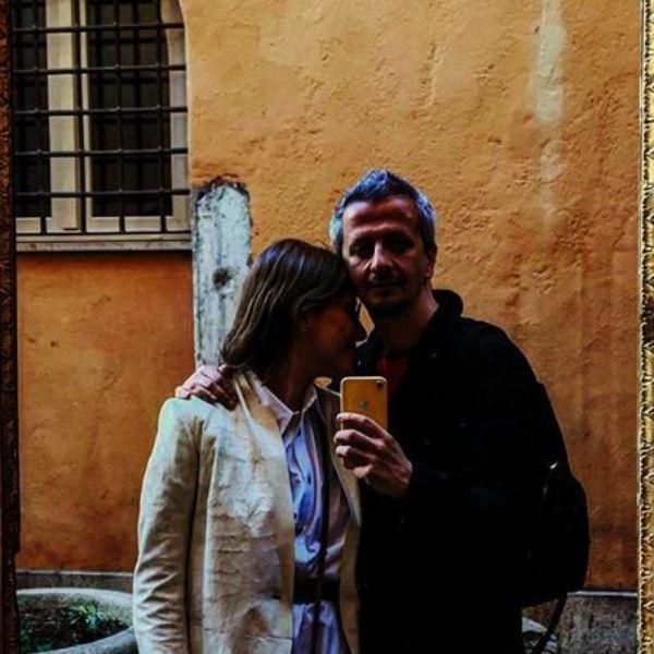 Константин Богомолов поделился романтическим фото с Ксенией Собчак из отпуска в Италии