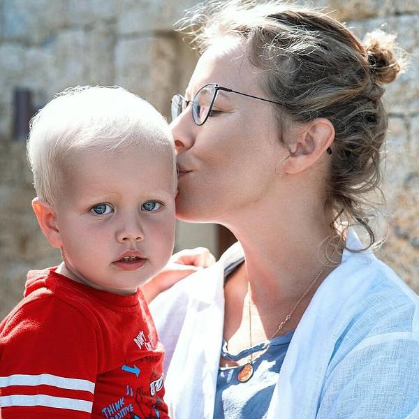 Ксения Собчак трогательно поздравила сына с 3-летием