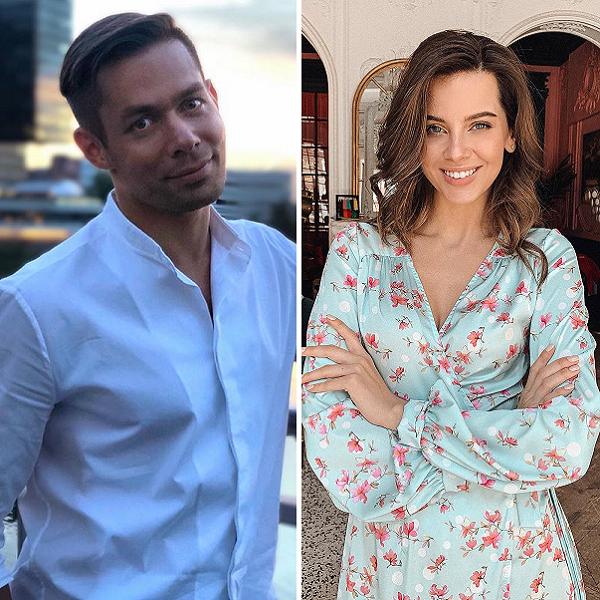 Стас Пьеха и Ольга Ломакина спровоцировали слухи о своем романе, поделившись похожими фото из Будапешта