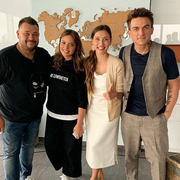 Регина Тодоренко в новом сезоне своего шоу «Пятница с Региной» будет приглашать в студию звездные пары