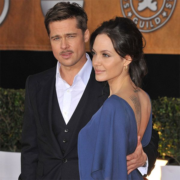 Суд пригрозил лишить Анджелину Джоли опеки над детьми