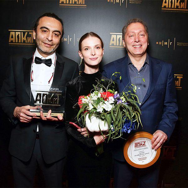 Сериал «Крепость Бадабер» стал лучшим телевизионным фильмом прошлого года по версии VII Премии АПКиТ