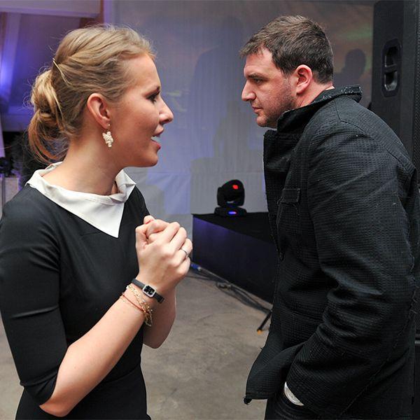 Максим Виторган едко прокомментировал пост Ксении Собчак в Instagram