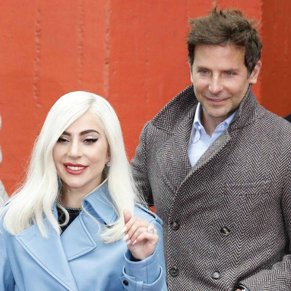 Леди Гага съехалась с Брэдли Купером