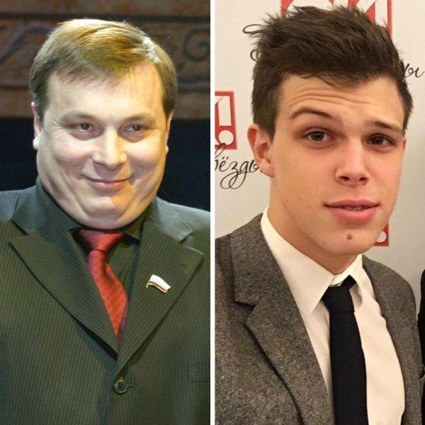 Андрей Разин раскритиковал сына Игоря Верника за оскорбление национальной валюты