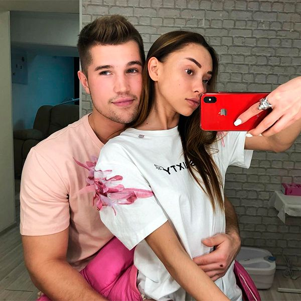 Звезда «Дома-2» Роман Гриценко возобновил отношения с избившей его возлюбленной