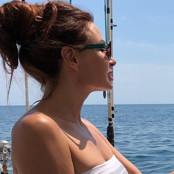 Эвелина Бледанс показала, как рыбачит с «особенным» сыном на Черном море