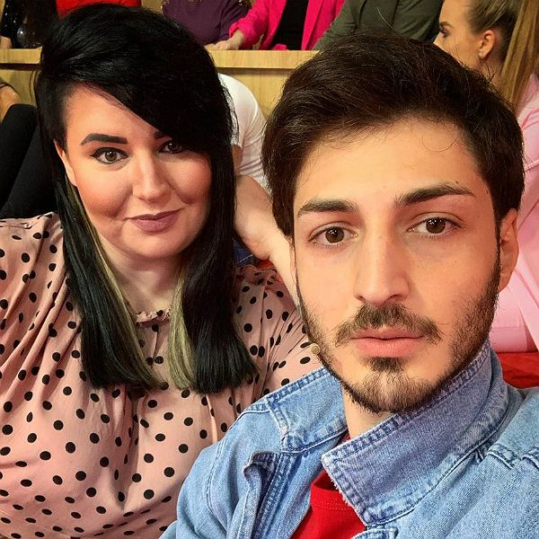 Звезда «Дома-2» Саша Черно опубликовала видео зажигательного танца с Иосифом Оганесяном