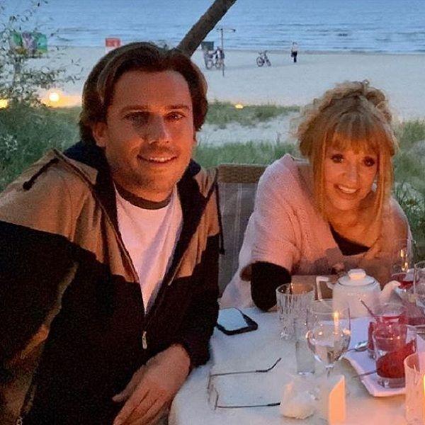 Максим Галкин и Алла Пугачева сходили на двойное свидание с Лаймой Вайкуле и ее мужем