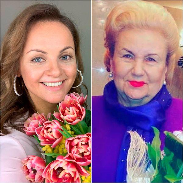 Молодая жена Игоря Николаева тепло поздравила свекровь с днем рождения