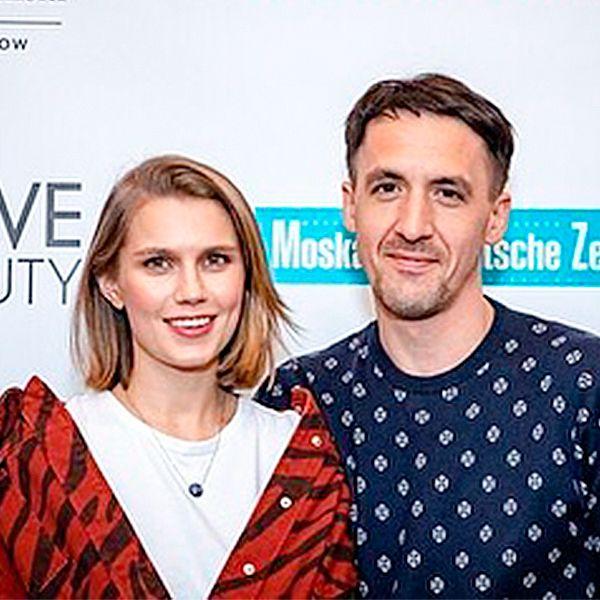 Дарья Мельникова опубликовала редкое совместное фото с мужем и назвала его своим кумиром