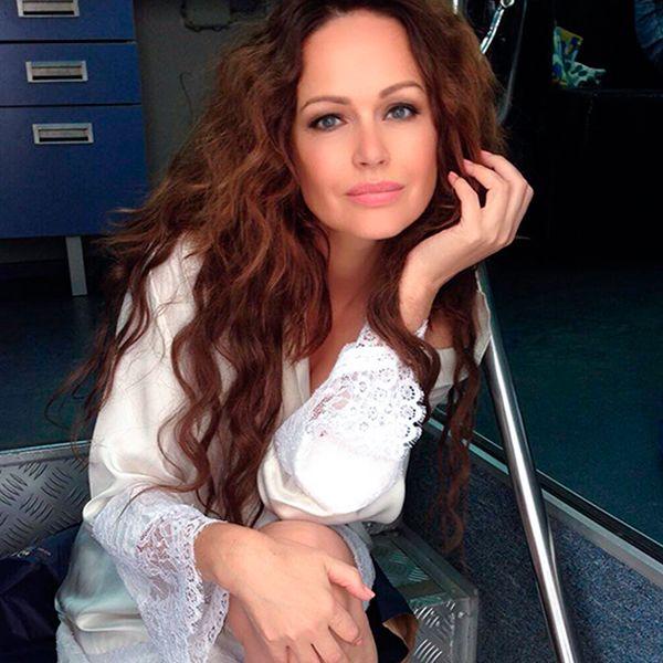 За время съемок в шоу «Последний герой. Актеры против экстрасенсов» Ирина Безрукова похудела на 8 килограммов