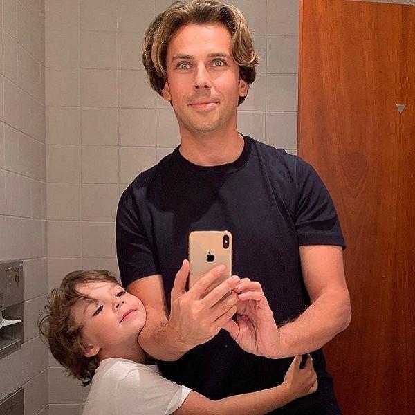 Максим Галкин поделился нежным фото с 5-летним сыном от Аллы Пугачевой