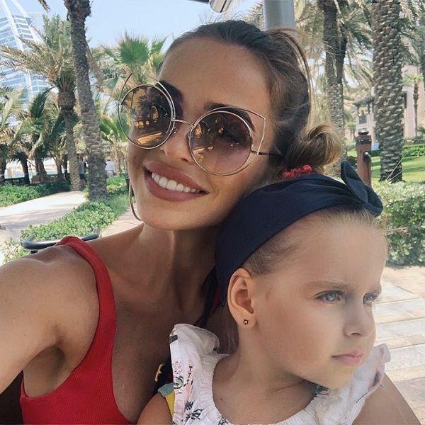 32-летняя Анна Хилькевич спровоцировала слухи о третьей беременности
