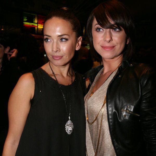 Наталья Фриске опубликовала трогательное фото с сестрой в четвертую годовщину смерти певицы