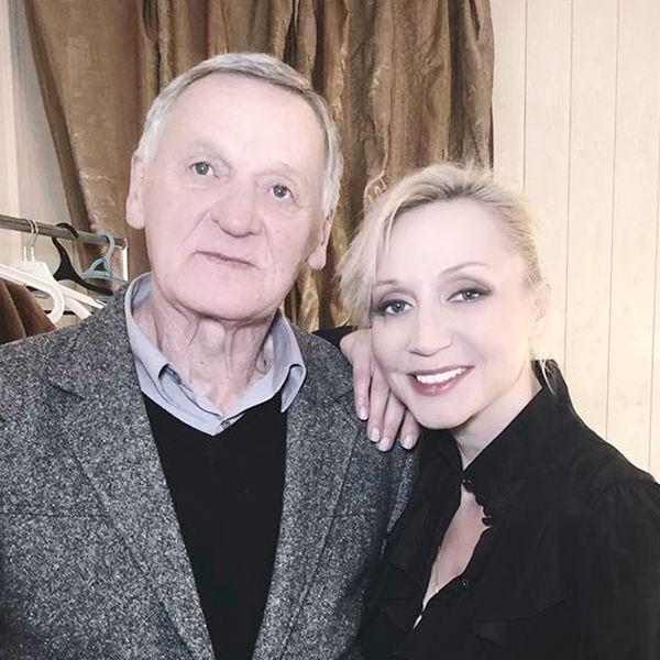 Кристина Орбакайте опубликовала редкое фото с отцом и трогательно поздравила его с днем рождения